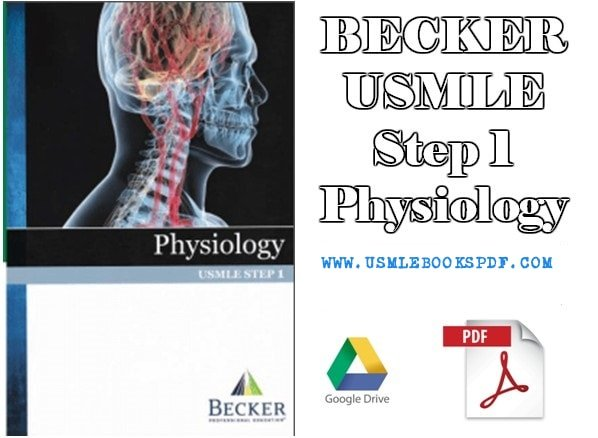 BECKER USMLE Step 1 Physiology Download PDF Free (Direct