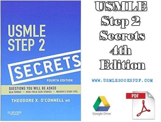 usmle step 3 secrets pdf free download
