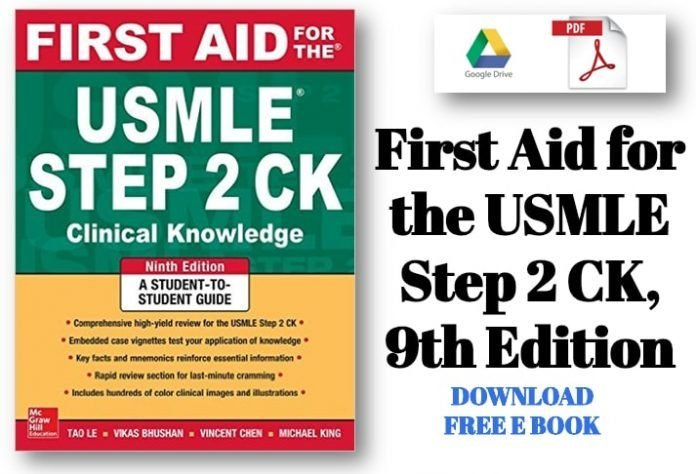 usmle step 2 cs first aid pdf free download