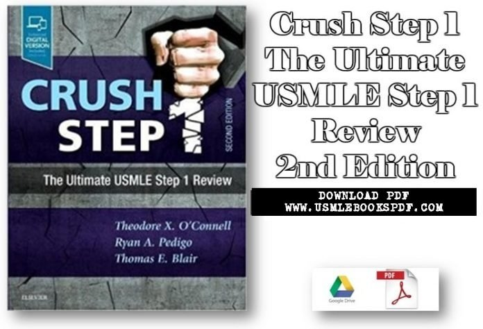 Usmle step 1 lecture notes 2018 download pdf free direct links usmle crush step 1 the ultimate usmle step 1 review 2nd edition download pdf free direct links fandeluxe Images