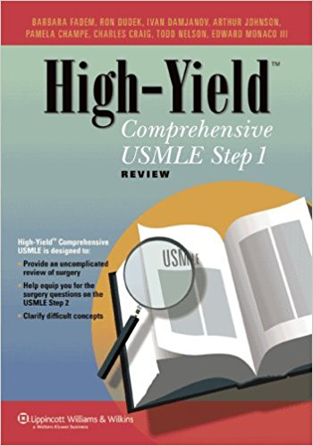 Download High-Yield Comprehensive USMLE Step 1 Review Notes